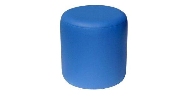 Taburet Pikolo Plus - modrý