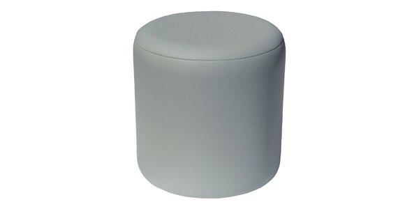 Taburet Pikolo Plus - šedý
