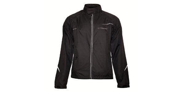 Lehká černá bunda Trimm