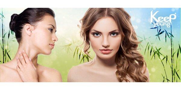 Špičkové kosmetické ošetření pleti v KeepYoung