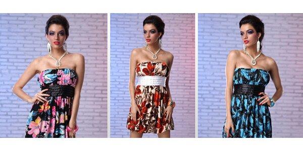 Kouzelné letní šaty v jedné z šesti barev