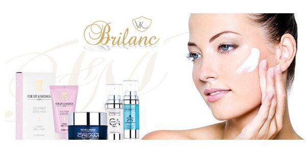 Luxusní ošetření pleti kosmetikou For Life & Madaga - Česká profesionální…