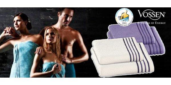 Sada 6 ručníků Vossen Premium Deluxe
