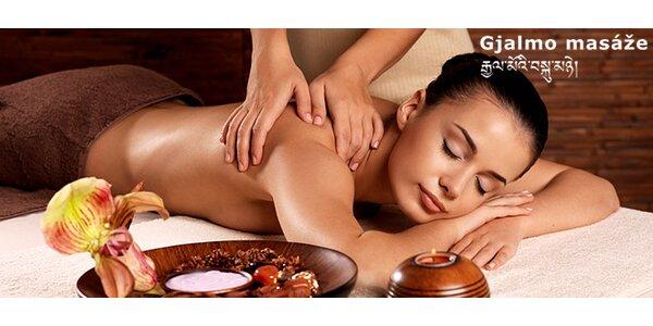 Autentická asijská masáž dle vlastního výběru