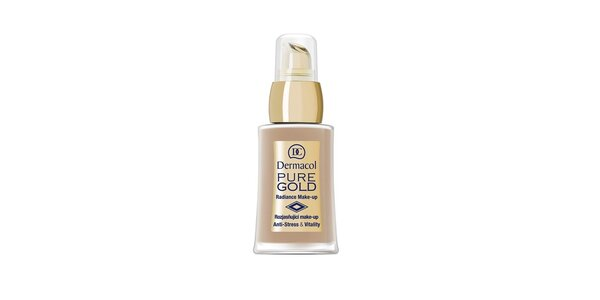 Pure Gold Make-up č.3 30ml