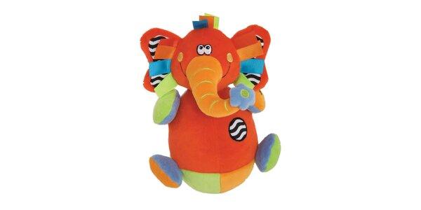 Hravý sloník (18cm)