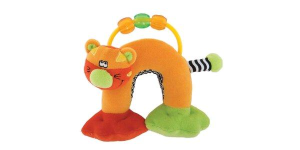 Chrastítko tygr (16c)