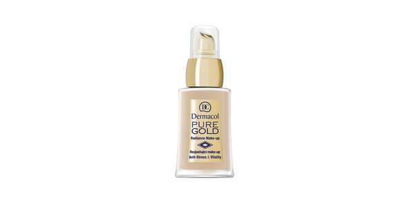 Pure Gold Make-up č.1 30ml