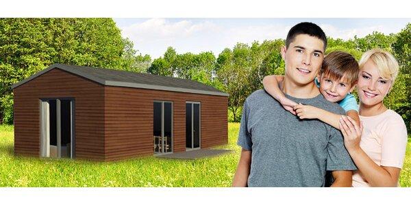 Dřevostavba - 3 typy domů