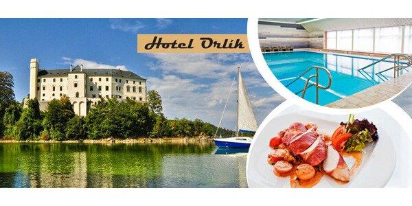 Apartmány Hotelu Orlík – luxusní last minute pobyt