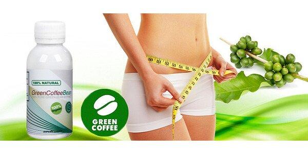 Zhubněte s tabletami Green Coffee Bean