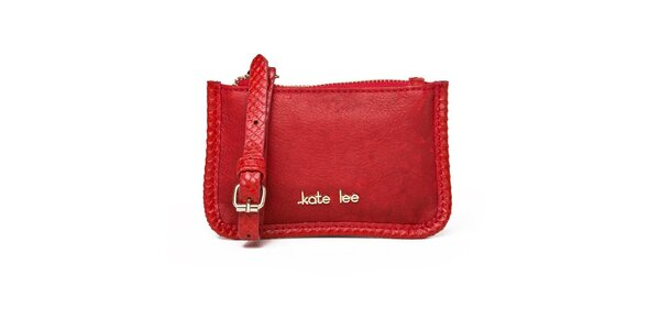 Dámská červená kapsička Kate Lee
