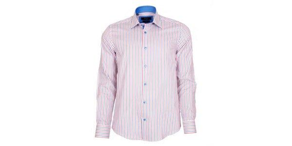 Pánská proužkovaná košile Brazzi
