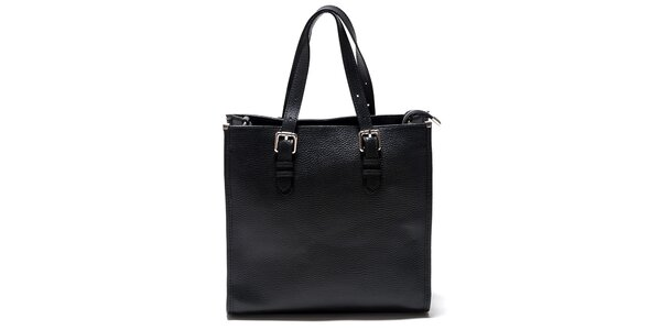 Dámská černá elegantní kabelka Isabella Rhea