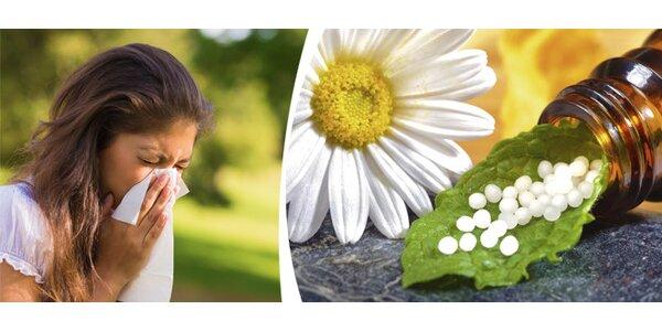 Léčba metodou klasické homeopatie