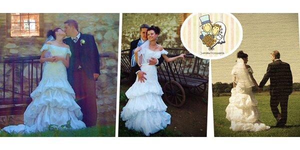 Svatební fotografie - profi celodenní focení Vašeho dne