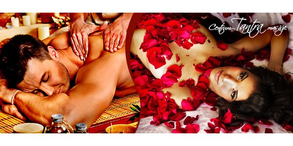 Seznamující tantra masáž pro ženy i muže (60 min)