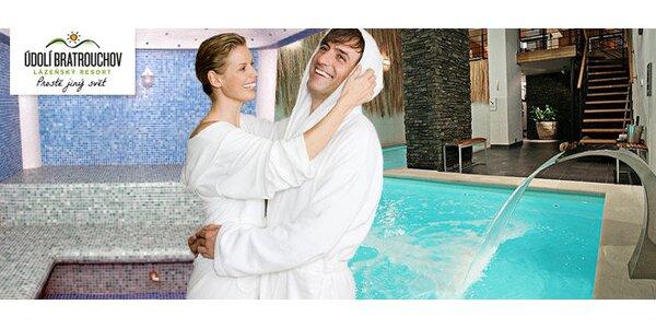 LAST MINUTE luxusní pobyt v resortu Bratrouchov****