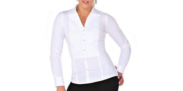 Dámská bílá košile M. Conte