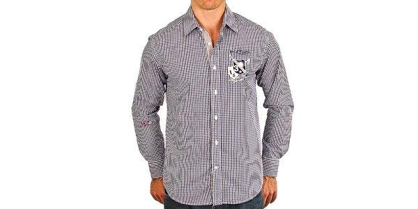 Pánská kostkovaná košile M. Conte