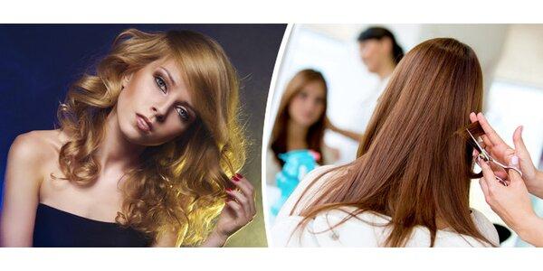 Střih vlasů s hloubkovou regenerační keratinovou či olejovou maskou na vlasy a…