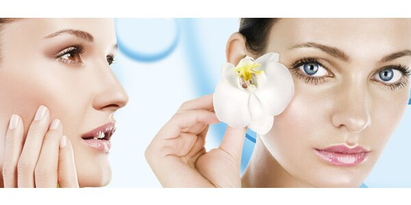 Jarní kosmetické ošetření pleti + vyhlazovací péče galvanickou žehličkou Golden…