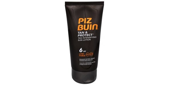 Piz Buin Tan+Protect Lotion SPF6 150 ml