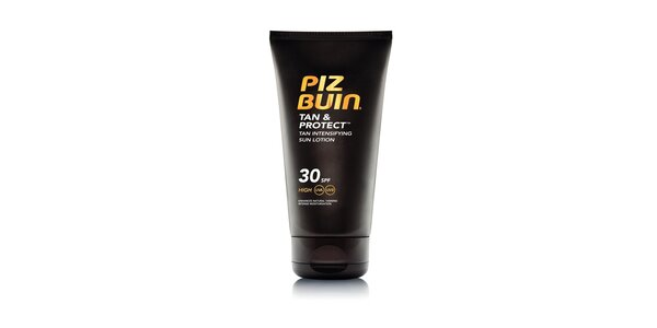 Piz Buin Tan+Protect Lotion SPF30 150 ml