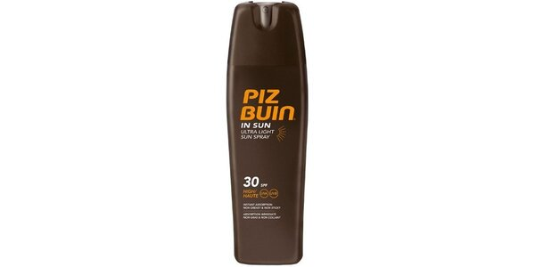 Piz Buin SPF30 IN SUN ultra light spray 200 ML