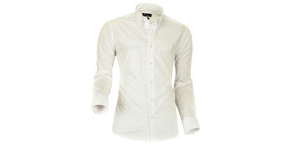 Pánská krémově bílá košile Pontto