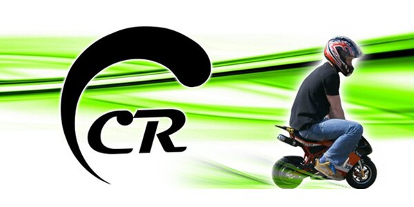 Adrenalinová jízda na minibiku - parádní zábava pro dospělé