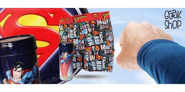 Pánské boxerky pro Supermana