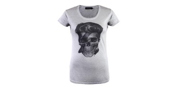 Dámské pískové tričko Ron Abraham s Davidem