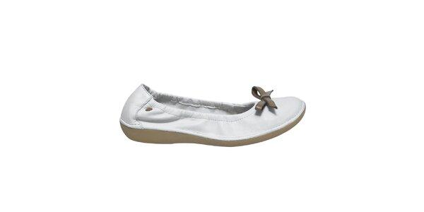 Dámské bílé balerínky Buggy