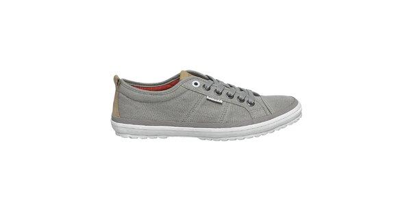 Pánské šedé boty Buggy