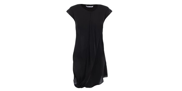 Dámské vzdušné černé šaty Gene