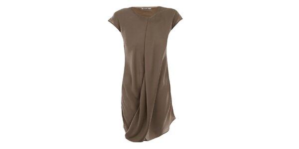 Dámské vzdušné béžové šaty Gene