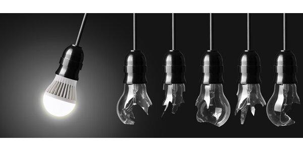 Úsporná LED žárovka 5W