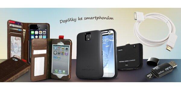 Chytré doplňky pro chytré telefony a tablety