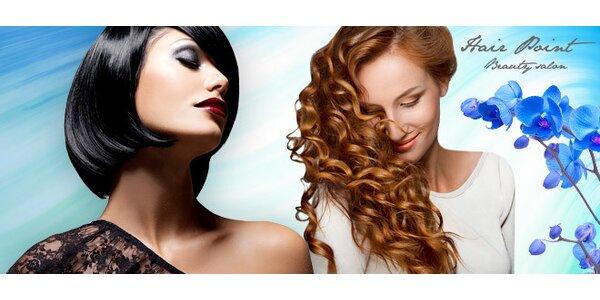 Nový střih v luxusních kadeřnictvích Hairpoint