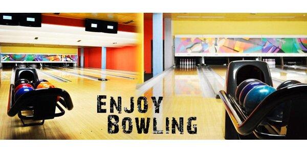 240 Kč za 2 hodiny bowlingu v nově otevřeném centru. Sleva 52%.