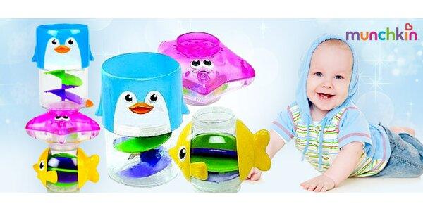 Výprodej! Zábava při koupání s hračkami Munchkin