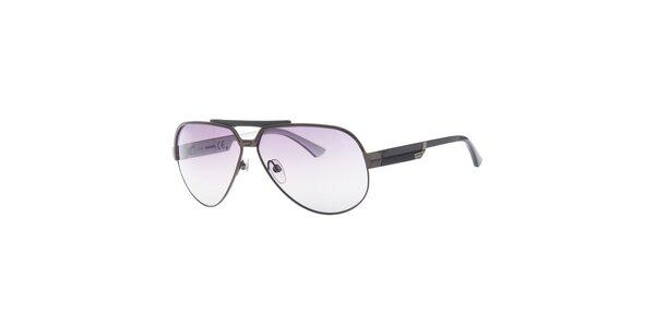 Pánské kovové sluneční brýle Diesel