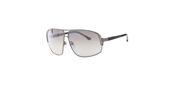 Pánské sluneční brýle Diesel se zrcadlovými skly
