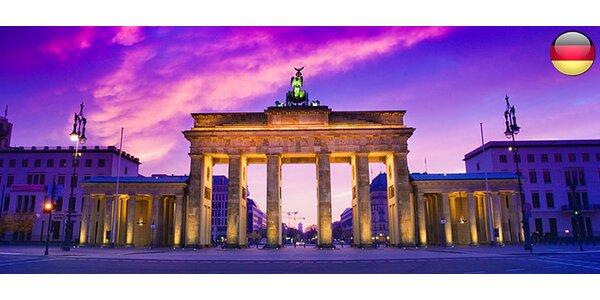 Super hostel v Berlíně pro 2 nebo 4 osoby se snídaní