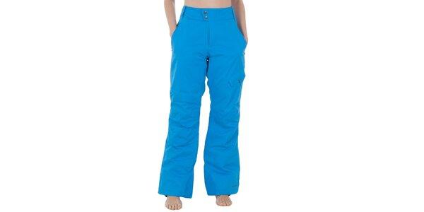 Dámské světle modré lyžařské kalhoty Columbia s membránou