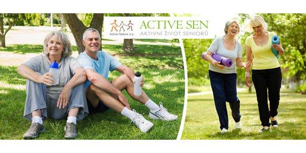 6denní zážitkové pobyty pro aktivní seniory