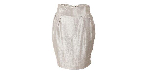 Stříbrná sukně Pietro Filipi
