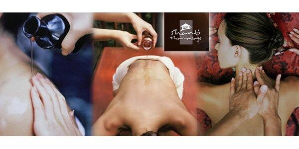 490 Kč za kvalitní 60minutovou thajskou masáž dle výběru. Sleva 62 %!