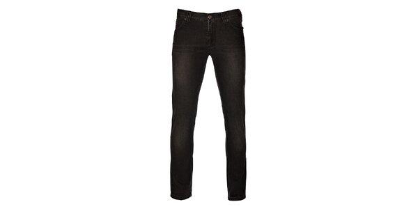 Pánské černé džíny Pietro Filipi